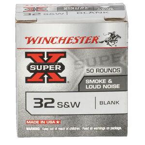 Winchester Super-X .32 Special Black Powder Blank Ammunition Loud Report