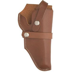 """Hunter 1100 Series Hip Holster Right Hand for Taurus Judge 3"""" Barrel Brown Leather"""