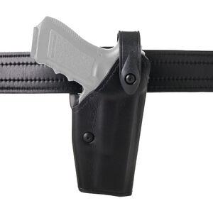 Safariland 6280 SLS Mid-Ride Duty Belt Holster Fits Springfield XD 9/40/45 with Light Right Hand SafariLaminate Nylon Look Black