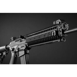 "Samson Manufacturing STAR-556 Rail-3 Hole-Rifle Two Piece Free Float 1913 Picatinny Rail 19"" Long Aluminum Black Finish STAR-SIG-556-3H"
