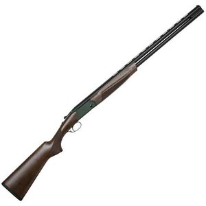 "CZ-USA Upland Ultralight Over/Under Shotgun 12 Gauge 28"" Vent Rib Barrels 2 Rounds Green Receiver Walnut Stock Matte Black 06480"