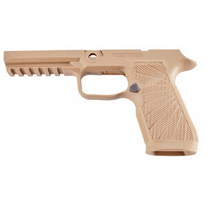 Wilson Combat Grip Module WCP320 Full Size No Manual Safety Polymer Tan