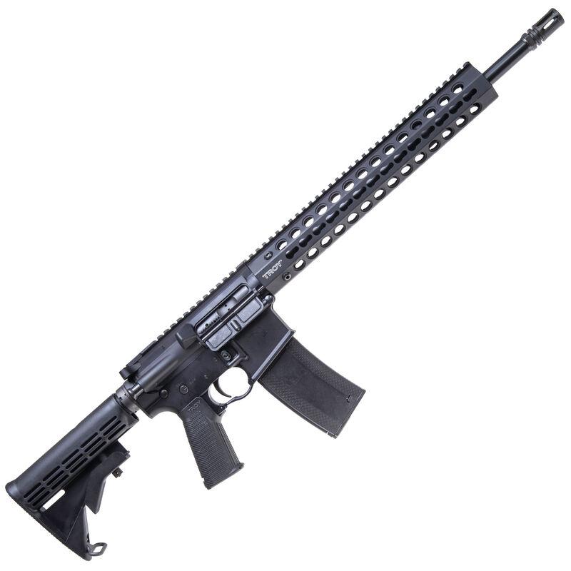 Troy Industries Cqb Spc A3 Carbine Ar 15 Semi Auto Rifle 556 Nato