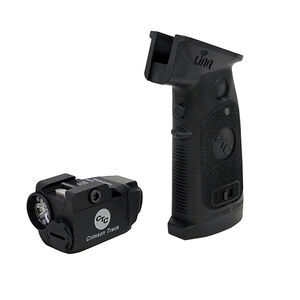 Crimson Trace LiNQ Wireless Rail Mounted Green Laser and White LED Light for AK-Type Long Guns