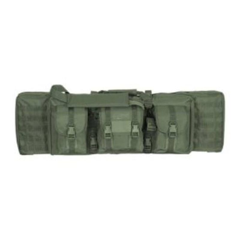 """Voodoo Tactical 36"""" Padded Weapons Case OD Green"""