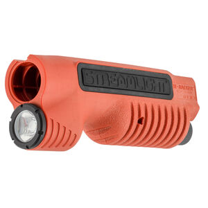 Streamlight TL-Racker Mossberg 500/590 Forend Light 1000 Lumens CR123A Batteries Polymer Orange