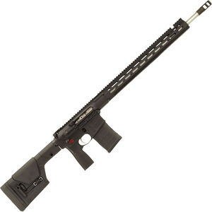"Savage MSR 10 Precision 6mm Creedmoor Semi Auto Rifle 22.5"" Barrel 20 Rounds Side Charging Upper 18"" ARCA/M-LOK Handguard Magpul PRS Stock Black"