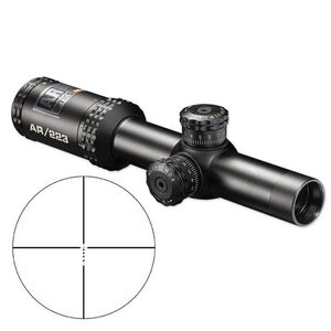 Bushnell AR Optics 1-4x24 Riflescope w/ Drop Zone-223 Reticle Matte Black