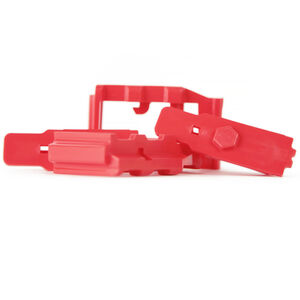 Hexmag HexID AR-15 Mag Color Identification System Red 2 Pack HXID2ARRED