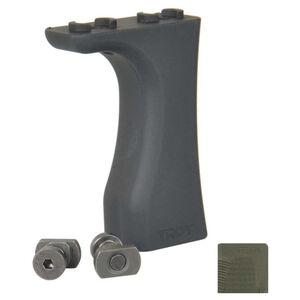 "Troy Industries SOCC 2.2"" Hand Stop Assembly M-LOK Aluminum OD Green SHDS-HS2-20GT-00"
