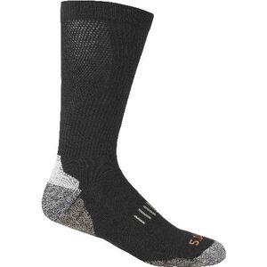 5.11 Tactical Year-Round OTC Socks Small to Medium Black 10013
