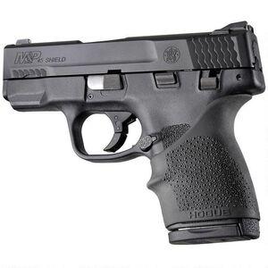 Hogue HandAll Beavertail Grip Sleeve S&W M&P Shield 45/Kahr P9 Black 18300