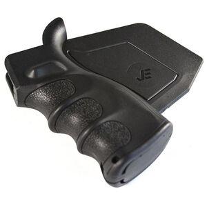 JE Machine Paddle Grip Featureless Grip Black