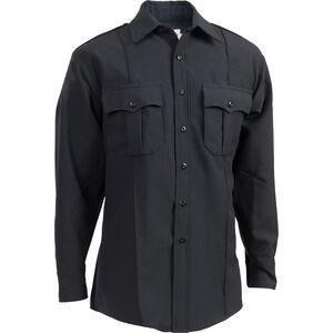 Elbeco Men's TexTrop2 Zippered Long Sleeve Shirt