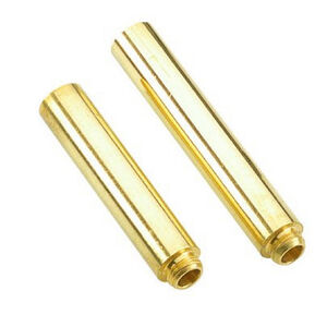 Traditions Spout Set for Powder Flasks 75 and 100 Grains Brass A1237