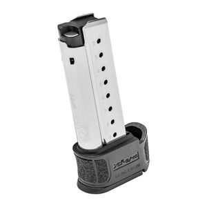 Springfield Armory XD-S Mod.2 9 Round Magazine 9mm Luger With Grip X-Tension Black XDSG09061