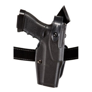 Safariland Model 6367 ALS/SLS Belt Holster Right Hand Fits GLOCK 19/23 with Light Hardshell STX Tactical Black