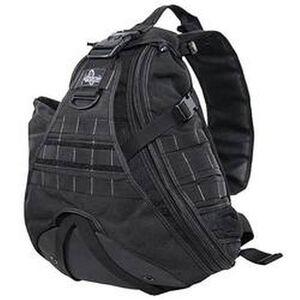 "Maxpedition Monsoon Gearslinger Backpack 18""x15""x6"" Nylon Black"