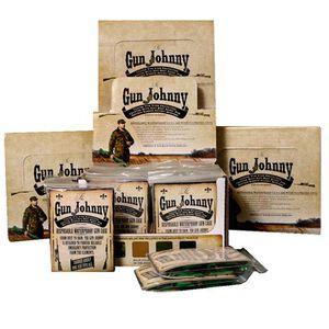Gun Johnny Waterproof Transport Bag VCI Rust Protection 24 Pack Assorted Colors Plastic GJ006