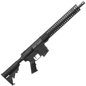 "CMMG MKW-15T AR-15 Semi Auto Rifle 6.5 Grendel 16"" Medium Barrel 10 Rounds RKM15 Keymod Handguard 6 Position Collapsible Stock Black"