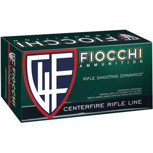 Fiocchi 7mm Magnum Ammunition 20 Rounds PSP 139 Grains