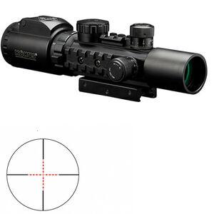 KONUSPRO AS34 2-6x28mm Riflescope - Engraved/Illum. Mil-Dot Reticle
