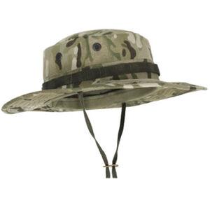 Voodoo Tactical Boonie Hat Cotton Ripstop Size 7.25 Black Multicam 20-6451072073
