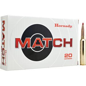 Hornady .300 PRC Ammunition 20 Rounds ELD Match 225 Grains