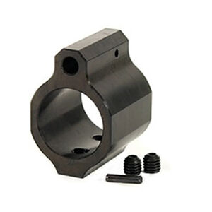 Odin Works AR-15 Low Profile Gas Block Steel Black