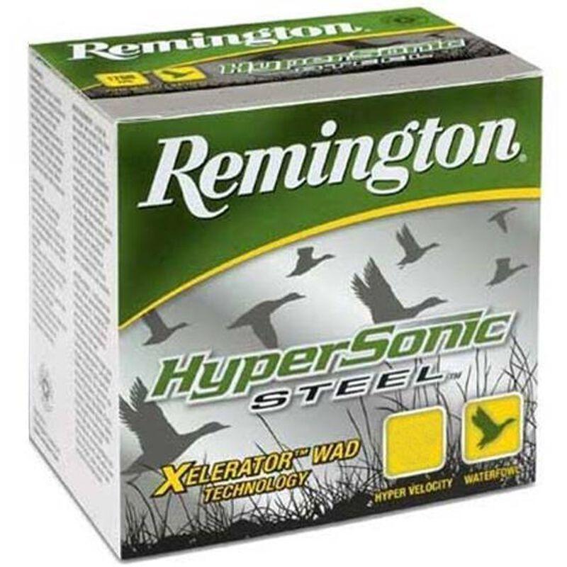 """Remington Hypersonic Steel 20 Gauge Ammunition 25 Rounds 3"""" #4 Steel 1 Ounce HSS20M4"""