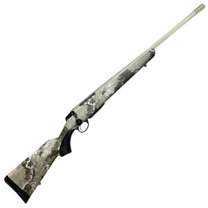 "Tikka T3x Lite Veil Alpine 6.5 Creedmoor Bolt Action Rifle 24.3"" Barrel 3 Rounds Synthetic Stock Cerakote/Camouflage Finish"