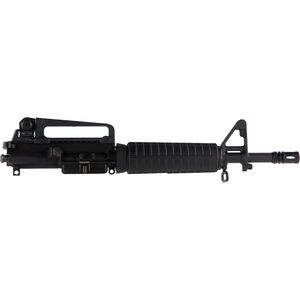 "Bushmaster XM-15 Complete AR-15 Pistol Upper 5.56 NATO Flat Top with Carry Handle 11.5"" Barrel"
