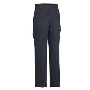 "Dickies Flex Comfort Waist EMT Pants Poly/Cotton Twill 34"" Waist Unhemmed Black LP2377BK 34UL"