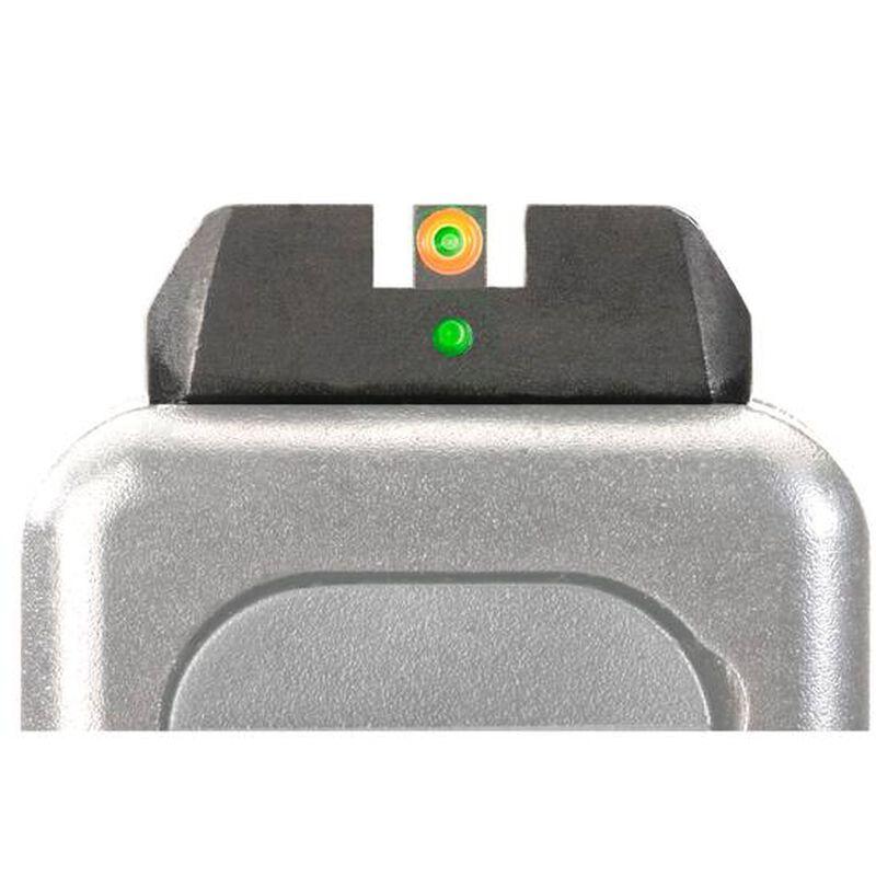 AmeriGlo Pro I-Dot Night Sights 17/22/37/31/19/23/32/38/26/27/33/39/34/35 Green Dot Steel GL-301