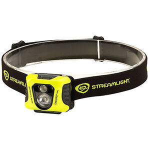 Streamlight Enduro Pro Headlamp White/Red LED 200 Lumens AAA Battery Polymer Yellow