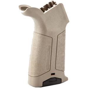 HERA USA AR-15 HFG Pistol Grip with Storage Polymer Tan