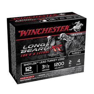 "Winchester Long Beard XR 12 Ga 3.5"" #4 Lead 2oz 10 rds"