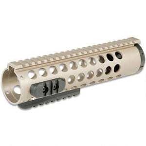 """Midwest Industries SS-Series 9"""" Mid-Length Single Rail"""