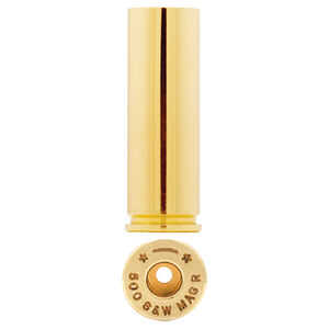 Starline .500 Smith & Wesson Magnum Unprimed Brass Cases 50 Count 500SWEUP-50