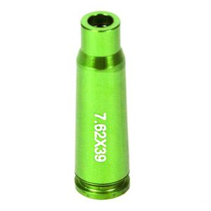 JE Machine Laser Boresighter 7.62x39 Green