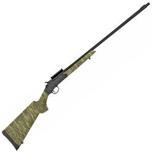 "Savage Stevens 301 Turkey Bottomland 12 Gauge Single Shot 26"" Barrel 3"" Chamber Synthetic Stock Mossy Oak Bottomland Camo/Black"
