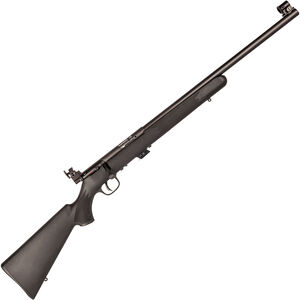 "Savage Mark II-FVT Bolt Action Rifle .22 LR 20.75"" Barrel 5 Rounds Synthetic Stock Blued Finish 28800"