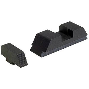 AmeriGlo Defoor Tactical Handgun Sights For GLOCK, Steel