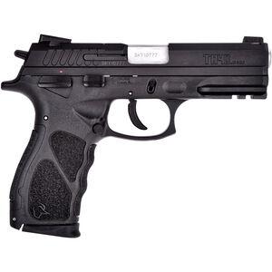 "Taurus TH40 .40 S&W Semi Auto Pistol 4.25"" Barrel 15 Rounds Manual Safety Polymer Frame Matte Black Finish"