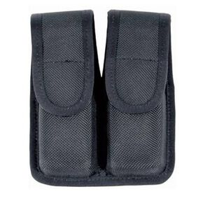 BLACKHAWK! Double Mag Pouch Doublestack Black Nylon 44A001BK