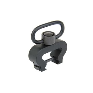 TacFire Heavy Duty Sling Rail Mount QD Swivel Black MAR081