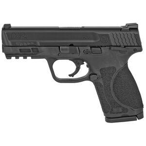 "S&W M&P40 M2.0 4"" Compact Semi Auto Handgun .40 S&W 13 Rounds Thumb Safety Black"