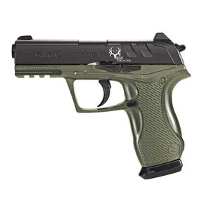 Gamo C-15 Bone Collector Blowback Pistol .177 Pellets/BB's 16 Shots C02 Power Source 430 Feet Per Second Fixed Sights Green/Black Finish