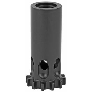 Chaos Gear Supply 9mm Luger Piston 1/2x36 Thread Pitch Black Finish