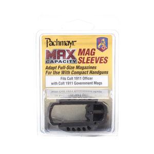 Pachmayr Grip Extender Colt 1911 Government Polymer Black 03859